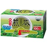 AGF Blending new tea people Uji green tea containing green tea stick 100P