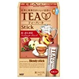 AGF Blending stick tea Heart Apple & Rose Hip six Ã- 6 boxes