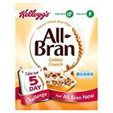 All-Bran Crunch or de Kellogg (de 390g) - Paquet de 2