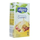 Alpro - Deliciously Dairy Free Custard - 525g (Case of 16)
