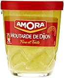 Amora Moutarde de Dijon Fine et forte 150 g