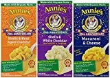 Annie's Homegrowns Variety Macaroni and Cheese, 12-count, 4.5 Pound by Annie's Naturals