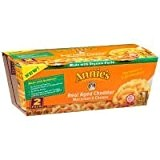 Annies Homegrown Aged Cheddar Macaroni and Cheese, 4.02 Ounce (Pack of 6) by Annies Homegrown