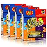 BEAN BOOZLED Jelly Belly 1,6 onces ~ Pack 4 par Jelly Belly