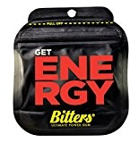BITTERS - energy chewing gum with caffeine and taurine, 3-Pack WATERMELON - BITTERS - chewing-gum énergie avec de la caféine ...