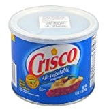Cakes Supplies - Crisco Graisse Vegetale 450G