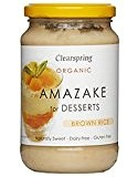 Clearspring - Organic Brown Rice Amazake - Sweet Grains Dessert - 380g