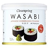 Clearspring Wasabi Powder 25g