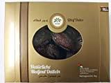 Dattes Medjool de Palestine 1kg I Dattes d'origine naturelle | Sans sulfites ni sucre ajouté | Fruits secs crus | ...