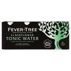 Fever Tree Elderflower Tonic Water in Cans 8x150ml