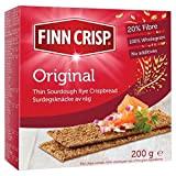 Finn Slims Récolte Nettes De Seigle Pain Croustillant 200G