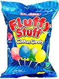 Fluffy Stuff Cotton Candy 2.5 OZ (71g) bag