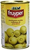 FRUYPER Olives Farcies aux Anchois - Lot de 6