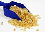Gomme arabique - comestible - gros morceaux - 200 g