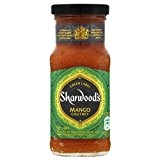 Green Label de Sharwood chutney de mangue 6 x 227g