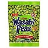 Hapi Hot Wasabi Peas 4.23 Oz (Pack of 4) by N/A