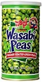 Hapi Snacks Hot Wasabi Peas by JFC International Inc.