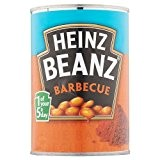 HEINZ Baked Beans Barbecue 390 g