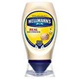 Hellmann's - Mayonnaise Vraie - bouteille souple - 250 ml