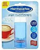 Hermesetas Mini Sweeteners Original 1200 Tablets