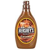HERSHEY'S Caramel Syrup 623 g  - Lot de 1