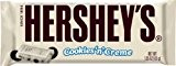 Hershey's - Lot de 4 Tablettes Chocolat Blanc Oreo Cookie & Cream 43g - 4x43gr