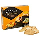 Jacob's Crackers Biscuit For Cheese 250g