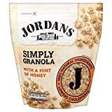 Jordans Céréales Granola Simplement 750G - Paquet de 2