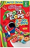 Kellogg's Froot Loops Sooper Loopers Cereal 12.2 oz by KELLOGG COMPANY