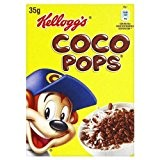 Kelloggs Coco Pops Portion Packs 40X35G