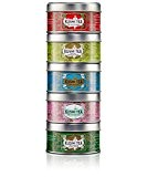 Kusmi Tea - Assortiment Miniatures - Les Verts