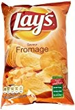 Lay's Chips au Fromage 130 g - Lot de 5