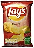 Lay's Chips Nature 45 g - Lot de 5