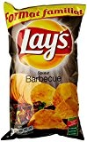 Lay's Chips Saveur Barbecue 240 g - Lot de 5