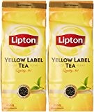 Lipton Thé Yellow Label Tea Vrac 200g - Lot de 2