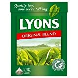 Lyons Original Irish Tea 240 Bags
