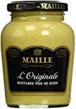 Maille Moutarde Fine de Dijon L'Originale Forte Bocal 215g - Lot de 3