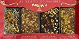 Maxim's de Paris Etui de 4 Tablettes Gourmandes 100 g
