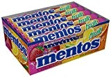 Mentos Fruit Variety - 15/1.32oz rolls by Campbell Store