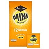Mini-Fromages Cheddars 25G De Jacob X 12 Par Paquet - Paquet de 2