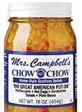 Mrs. Campbell's All Natural Sweet Southern Chow Chow Relish by N/A