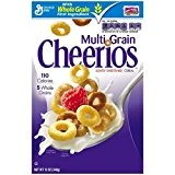 Multi Cereal 12 OZ (Pack of 10) by General Mills
