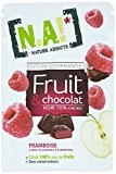 NA! NATURE ADDICTS Sachet de Fruit & Chocolat Framboise 35 g