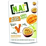 NA! NATURE ADDICTS Sachet de Fruit Stick Passion Mangue 40 g