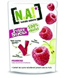 NA! Sachet de Fruit Stick Framboise 40 g - Lot de 5