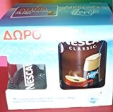 Nescafe frappe Classic 200gr + Glass for frappe Gift
