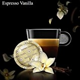 Nespresso Pro Capsules Pods - 50x ESPRESSO VANILLA - Original - for commercial machines
