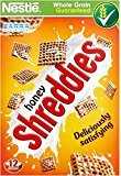 Nestlé Honey Shreddies (500g) - Paquet de 6