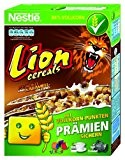 Nestle Lion Cereal 8 Packages with Each 400 Grams by Nestle