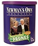 Newman'S Own Organics Organic Pitted Prunes ( 12x12 OZ) by KEHE Romeoville